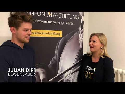 SINFONIMA CUVÉE DARLING 2019 - Instrumentenausstellung und mehr