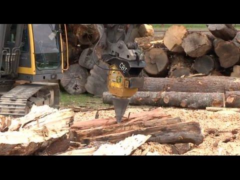 CBI Log And Stump Screw