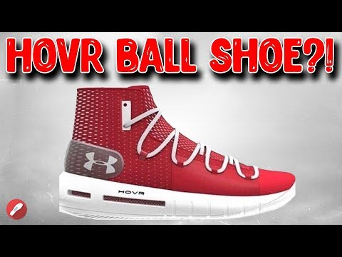 Under Armour New Basketball Shoe with HOVR Cushion?!