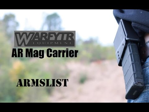 Warfytr AR Mag Carrier