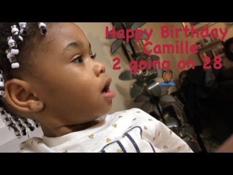 Camille Turns 2!