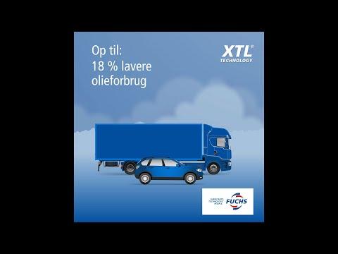 Mindsk dit brændstofs- og olieforbrug med FUCHS XTL Technology