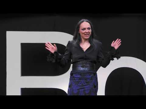 One simple trick to reclaim your power | Kasia Urbaniak | TEDxRosario photo