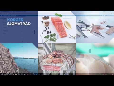 Sjømatrådet markedsaktivitet oversikt