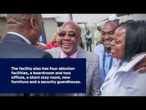 Sasol enables greater access to basic health care in eMbalenhle