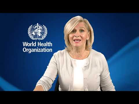 International Lead Poisoning Prevention Week of Action - message of Dr Maria Neira