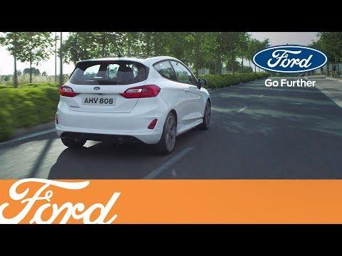 Der neue Ford Fiesta - Fahrspur-Assistent | Ford Austria