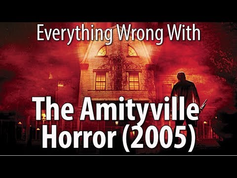 connectYoutube - Everything Wrong With The Amityville Horror (2005)