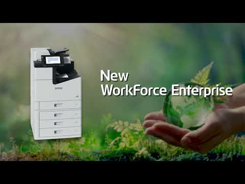 Shaping the future of business printing with WorkForce Enterprise