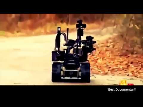 Soldiers Of The Futures?     Robotics   -  Top DocumentarY 2017