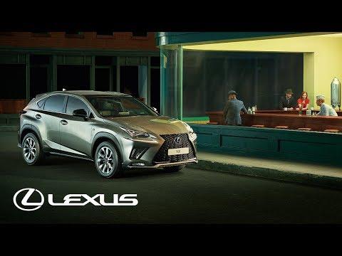 Lexus NX 300h - Konsten att sticka ut