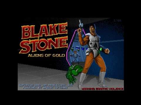 Blake Stone Aliens of Gold 1.1 (2018) | Amiga | Homebrew World