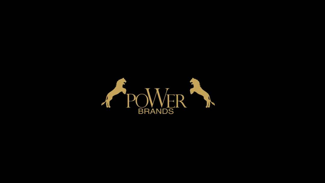 power brand logo animation - YouTube