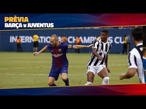 La prèvia del FC Barcelona – Juventus