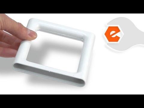 Cooler Repair - Replacing the Handle (Coleman Part # R5286B120G)