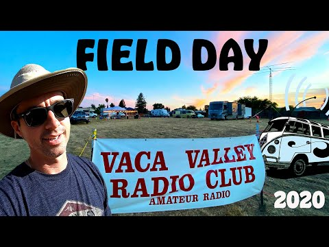 ARRL Field Day 2020 - Vaca Valley Radio Club