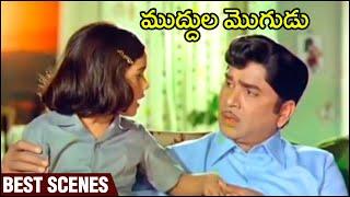 Muddula Mogudu Best Scene  | ANR | Sridevi | Sharath Babu | Suhasini - RAJSHRITELUGU