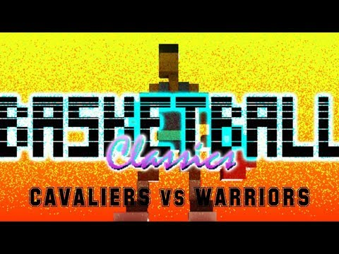 Old School: Basketball Classics (2018) - Steam - Cavaliers vs Warriors
