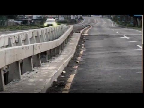 Puentes presentan daños en Totonicapán