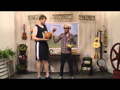 ShakeDowns® | Grown to feed Basketball Superstar Product Demo Cravings