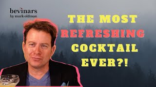 Sgroppino: Most Refreshing Cocktail Ever?! | Bevinars by Mark Oldman
