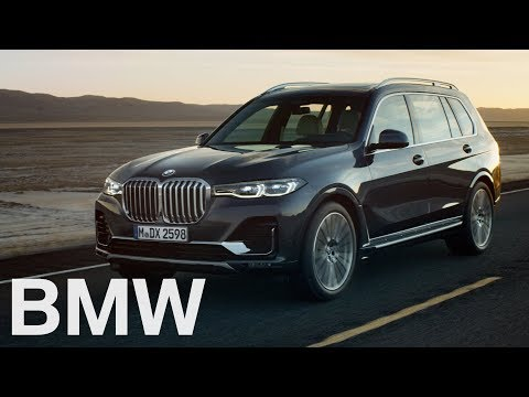 The first-ever BMW X7. Official Launchfilm.