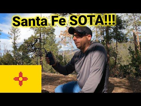 Ham Radio: Santa Fe SOTA Adventure!