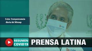Cuba reporta 997 nuevos casos de Covid-19 y cuatro fallecidos