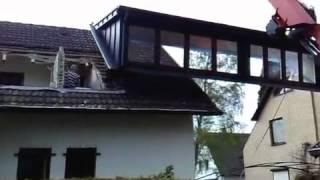 Bevorzugt SPS Fertiggaube in Bad Nenndorf eingebaut von Holzwerk GmbH - YouTube LH67