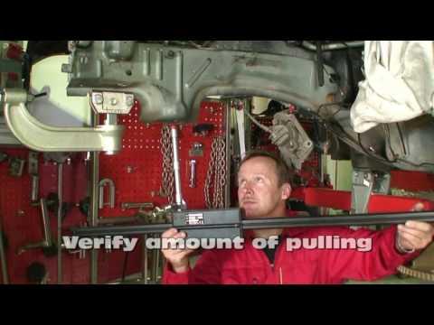 Vehicle measuring - Practical repair examples with EzCalipre
