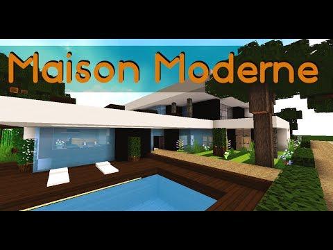 minecraft pr sentation d 39 une maison hyper moderne facile a faire download youtube mp3. Black Bedroom Furniture Sets. Home Design Ideas