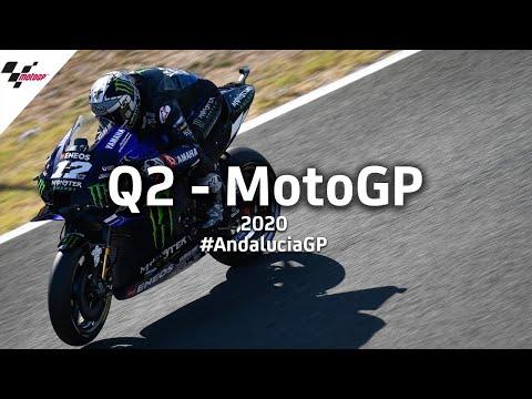 Last 5 Minutes of #MotoGP Qualifying | #AndaluciaGP
