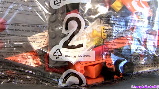 Lego Cars 2 Oil Rig Escape 9486 Disney Pixar Buildable toys review Finn McMissile