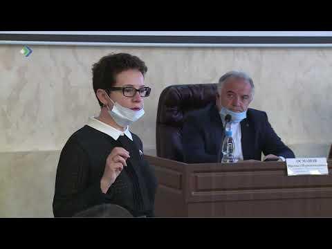 Депутат Государственной Думы России Ольга Савастьянова посетила Ухту