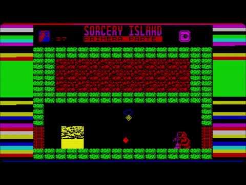 Sorcery Island (Longplay) ZX Spectrum
