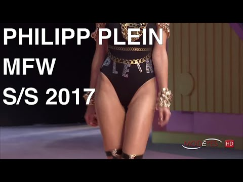 PHILIPP PLEIN SS 2017 | WOMAN SPRING SUMMER 2017 | FASHION SHOW