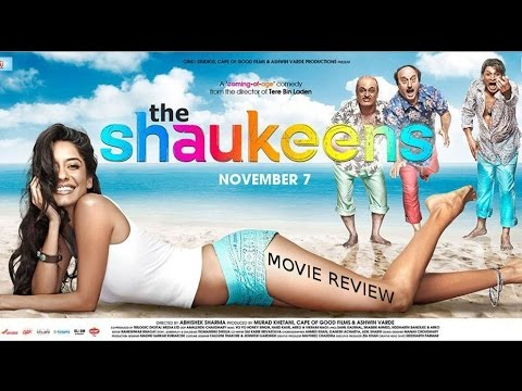 Film Review - The Shaukeens