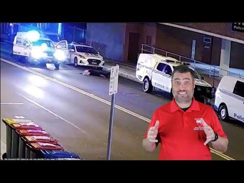 Australian Police Respond To Man With A Shotgun