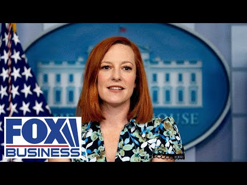 White House press secretary Jen Psaki holds a briefing | 4/21/21