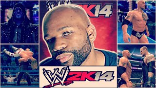 WWE 2K14 Defeat The Streak Rage Quit - Wow the Cheese | xChaseMoney