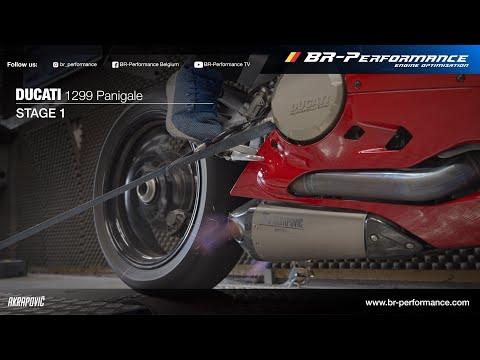 Ducati 1299 Panigale / Akrapovič Titanium Exhaust