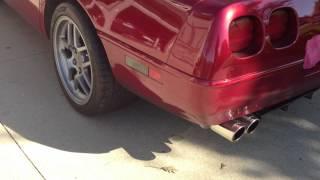 91 C4 Corvette ZZ409 Cam