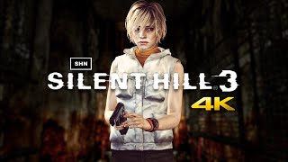 Silent Hill 3 | 4K 60fps | Longplay Walkthrough Gameplay No Commentary