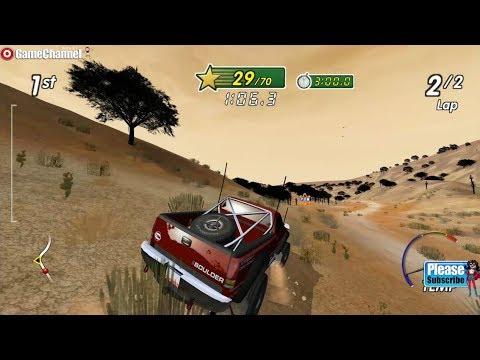 Excite Truck Nintendo Wii - 4x4 Truck Racer Games / Gameplay Video