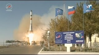 Russian Cargo Craft Launches for Journey to International Space Station
