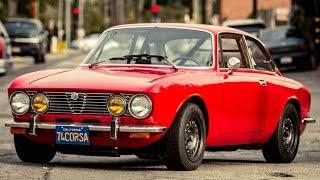 Petrolicious' 1974 Alfa Romeo GTV 2000 – One Take