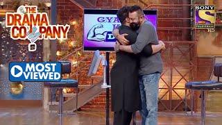 When Sanju Baba Met His Replica | The Drama Company | Most Viewed - SETINDIA