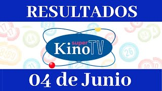 Loteria Super Kino Tv Resultados de hoy