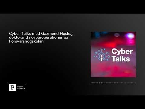 Den här veckan gästas vi av Gazmend Huskaj, doktorand i Cyberoperationer på Försvarshögskolan. I dagens avsnitt hör vi Gazmend berätta om hur stater utvecklar sina cyberförmågor och varför cyber är en arena för att påverka val i våra demokratier. Vi får också höra om hur Svenska cyber-talanger står sig i en internationell jämförelse.