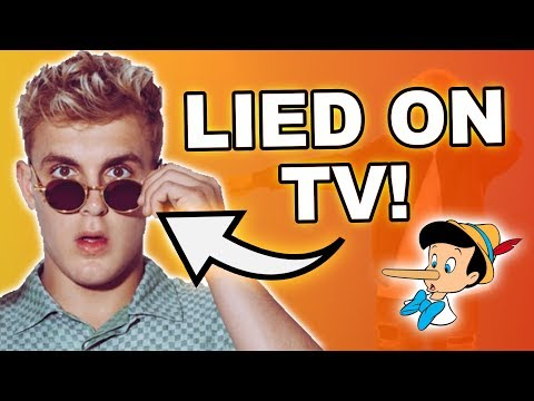 Nobody noticed this about Jake Paul.. Exposed! (Disney Channel Commercial Review)